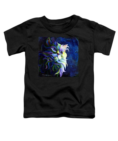 Shadow Puss Toddler T-Shirt