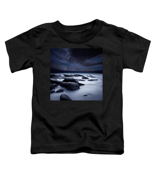 Shadows Of The Night Toddler T-Shirt
