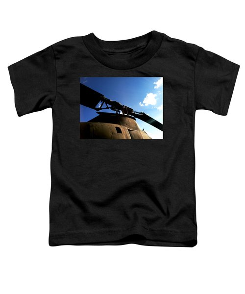 Sharp Wind Toddler T-Shirt