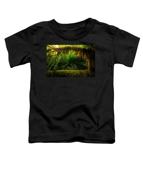 Sheltered Fern Toddler T-Shirt