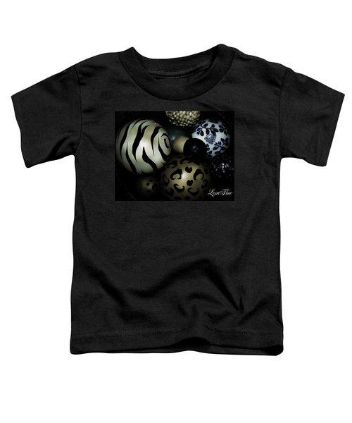 Shimmery Spheres Toddler T-Shirt