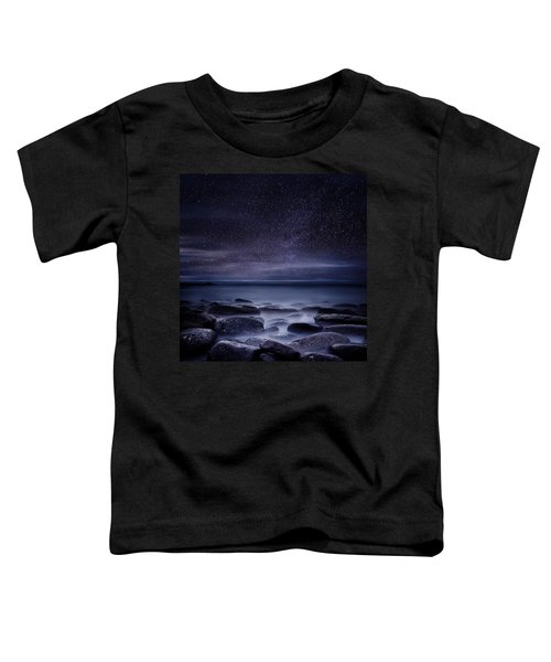 Shining In Darkness Toddler T-Shirt