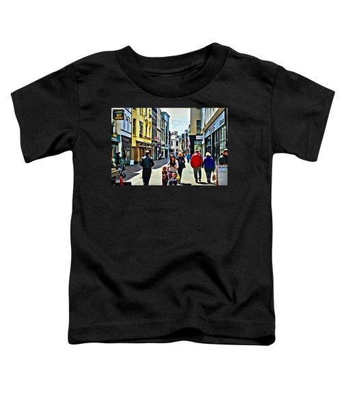 Shopping Toddler T-Shirt
