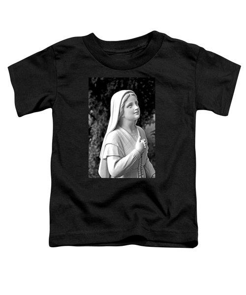 Shrine In Maine Toddler T-Shirt