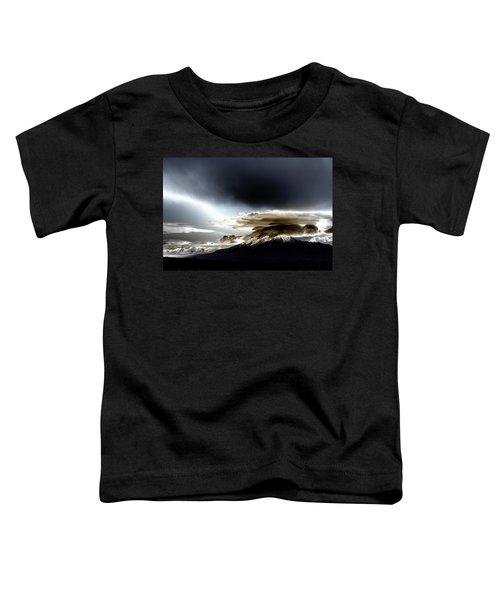 Shrouded Oquirrh Toddler T-Shirt