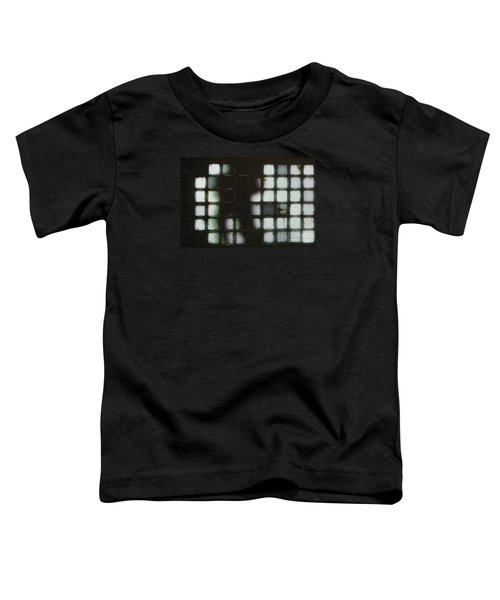 Shadow Previously Titled Silhouette Toddler T-Shirt