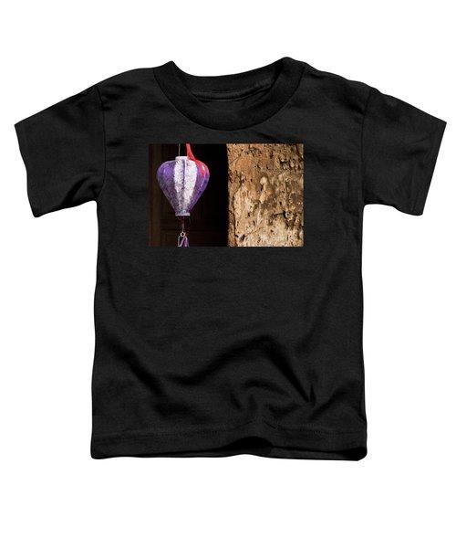 Silk Lantern 02 Toddler T-Shirt