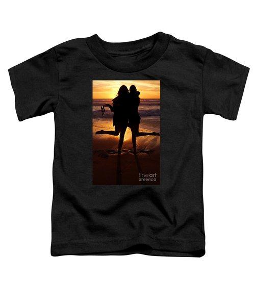 Sister Sunset Toddler T-Shirt