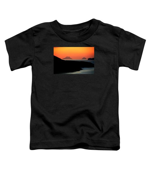 Skellig Islands  Toddler T-Shirt