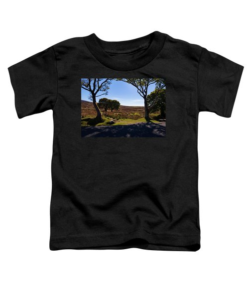 Small Group Of Trees, East Kippure Toddler T-Shirt