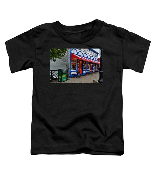 Small Town Charm Toddler T-Shirt