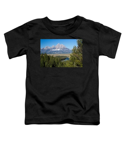 Snake River Overlook Toddler T-Shirt