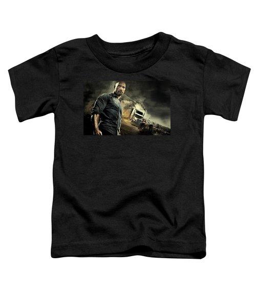 Snitch Dwayne Johnson  Toddler T-Shirt