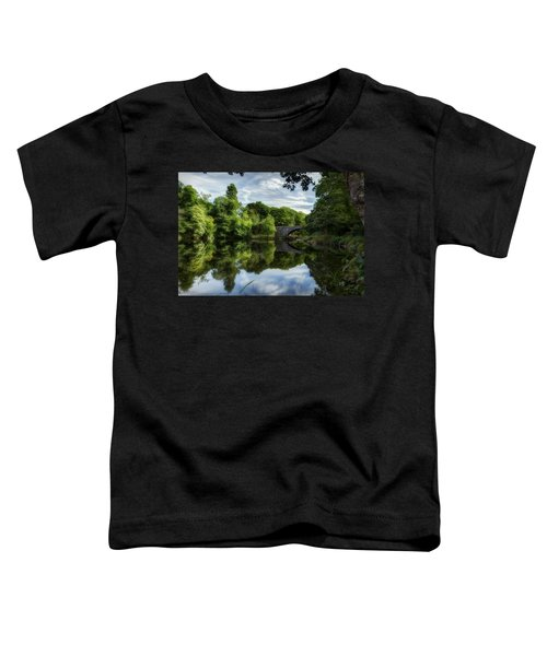 Snowdonia Summer On The River Toddler T-Shirt