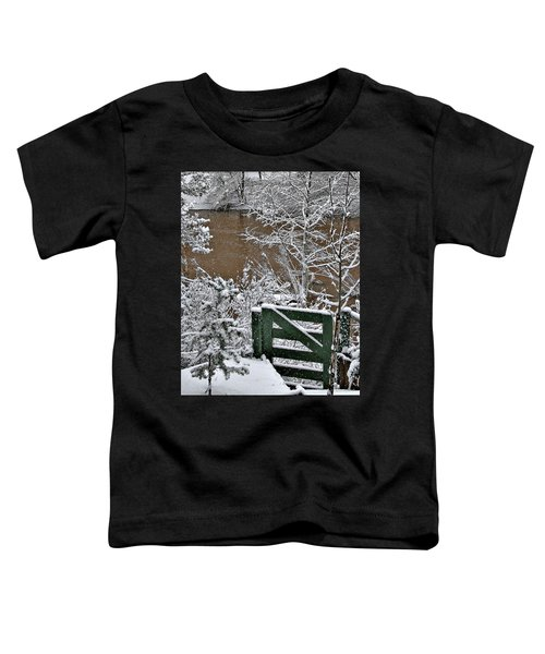 Snowy River Gate Toddler T-Shirt