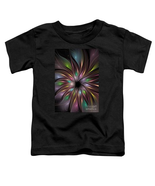 Soft Colors Of The Rainbow Toddler T-Shirt