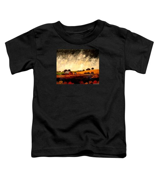 Somewhere Else Toddler T-Shirt