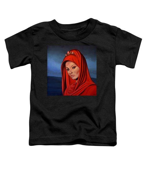 Sophia Loren 2  Toddler T-Shirt