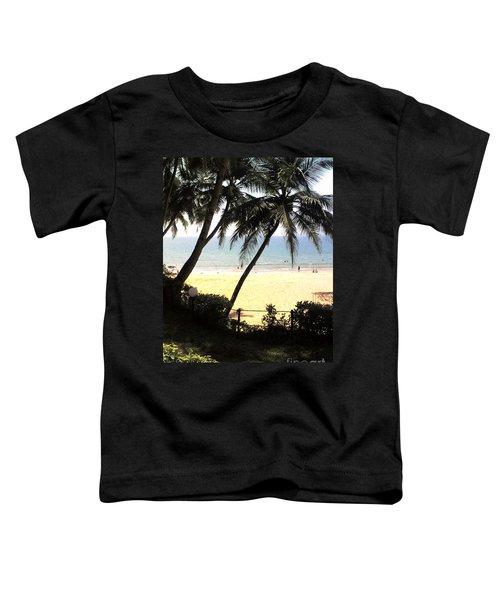 South Beach - Miami Toddler T-Shirt