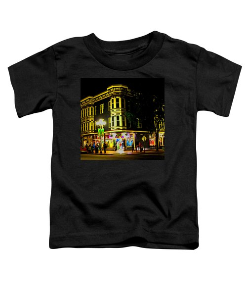 Southern California Streets At Sunset Toddler T-Shirt