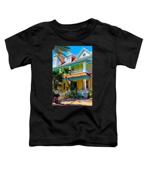 Southernmost House Toddler T-Shirt
