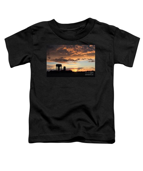 Water Towers On Southwold Common Toddler T-Shirt