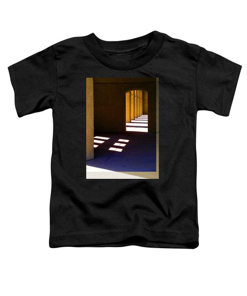 Spanish Arches Light Shadow Toddler T-Shirt