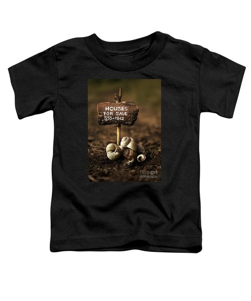 Toddler T-Shirt featuring the photograph Special Offer by Jaroslaw Blaminsky