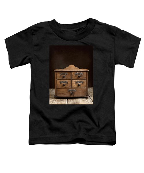 Spice Cabinet Toddler T-Shirt