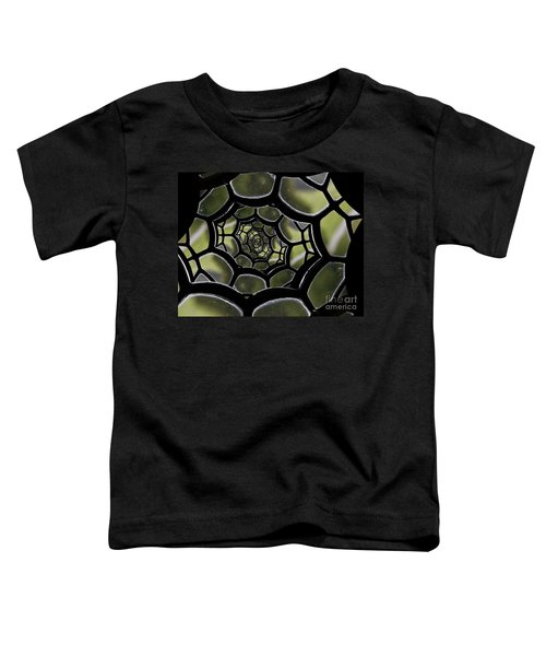 Spider's Web. Toddler T-Shirt by Clare Bambers
