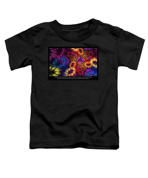 Splendor Toddler T-Shirt