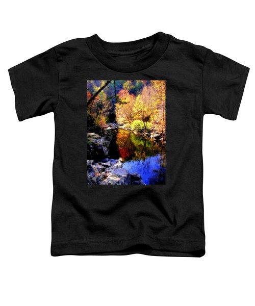 Splendor Of Autumn Toddler T-Shirt