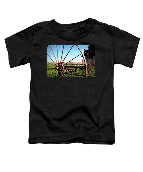 Spokes Toddler T-Shirt