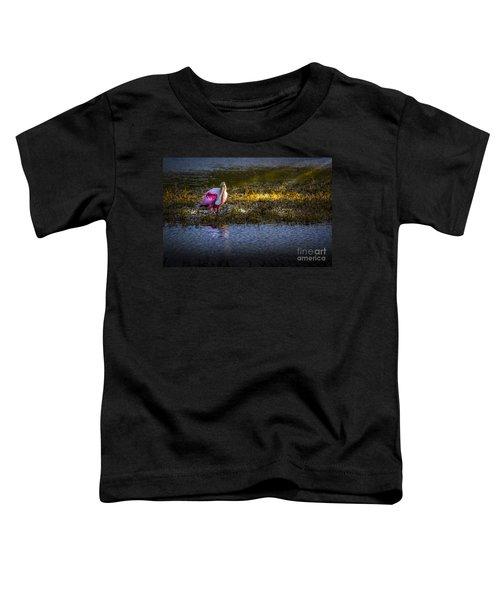 Spotlight Toddler T-Shirt by Marvin Spates