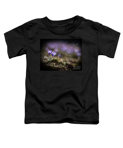 Toddler T-Shirt featuring the photograph Spring Impression I by Jaroslaw Blaminsky