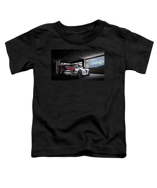 Srt Viper Toddler T-Shirt