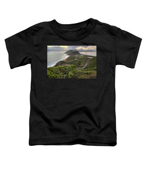 St Kitts Overlook Toddler T-Shirt