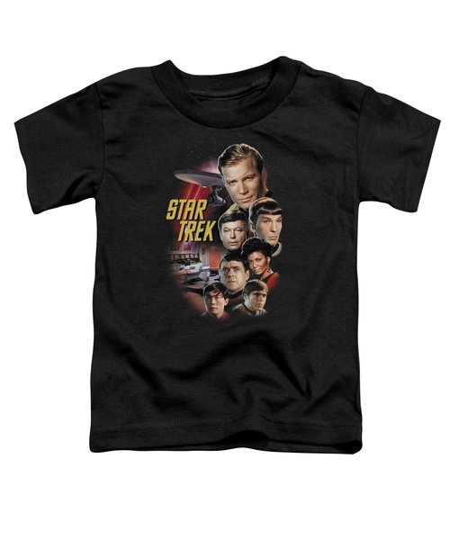 St Original - The Classic Crew Toddler T-Shirt