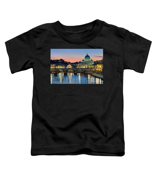 St Peter's - Rome Toddler T-Shirt