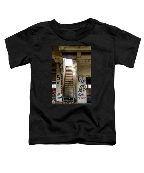 Stairway To Heaven? I Don't Think So... Toddler T-Shirt