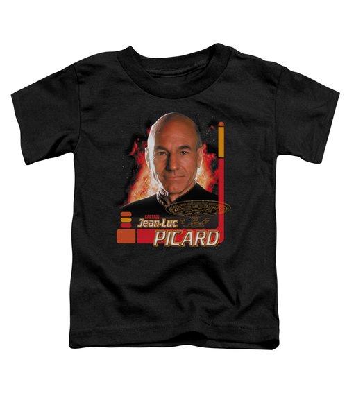 Star Trek - Captain Picard Toddler T-Shirt