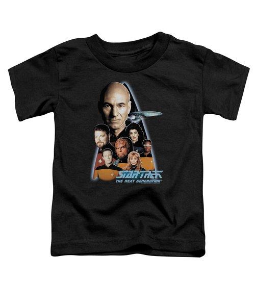 Star Trek - The Next Generation Toddler T-Shirt