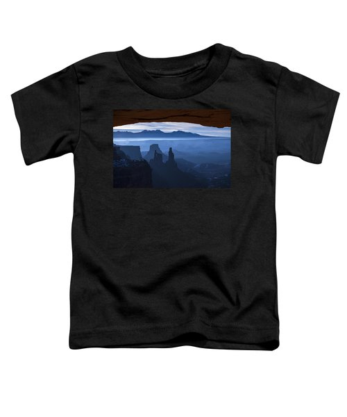 Starlit Mesa  Toddler T-Shirt