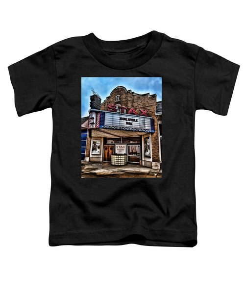 Stax Records Toddler T-Shirt