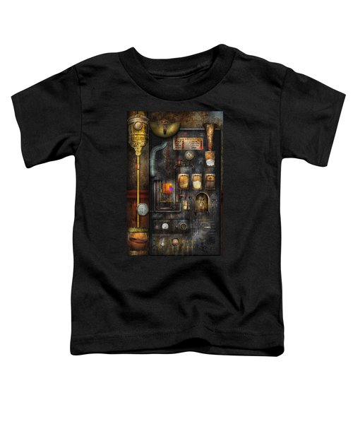 Steampunk - All That For A Cup Of Coffee Toddler T-Shirt