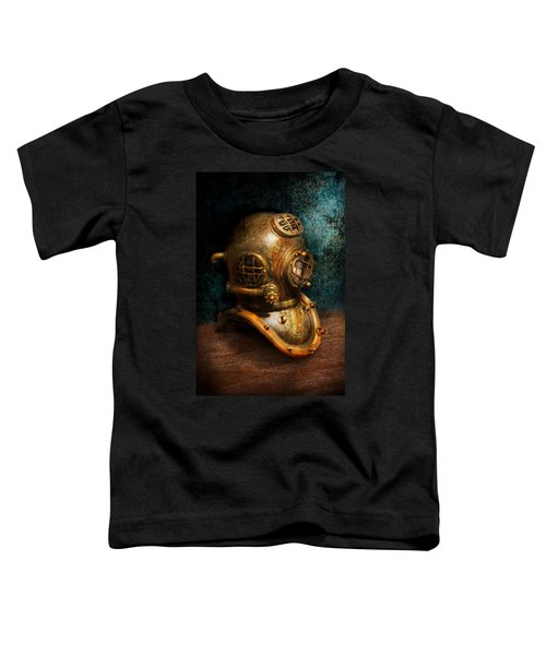 Steampunk - Diving - The Diving Helmet Toddler T-Shirt