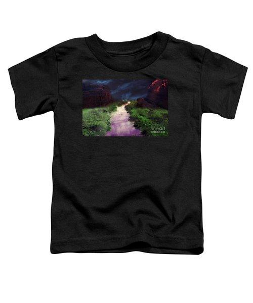 Steamy Creek Toddler T-Shirt