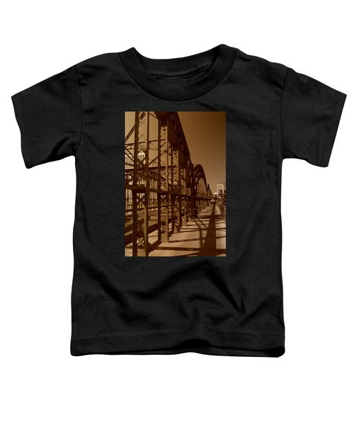 Steel Shadows Toddler T-Shirt