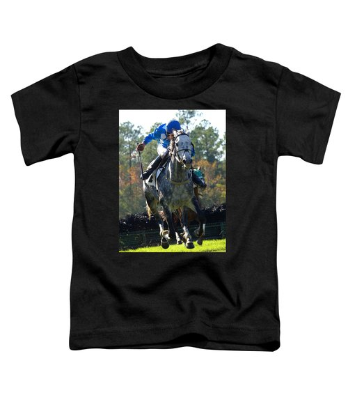 Steeplechase Toddler T-Shirt