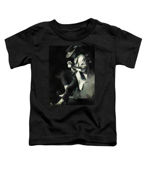 Stevie Ray Toddler T-Shirt
